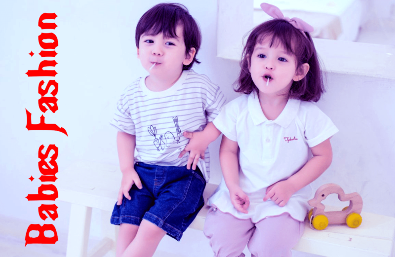 Kids Fashion Trends in mid 2019 for baby boy and girls