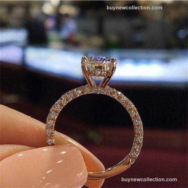 Ring Engagement Wedding Band Rings