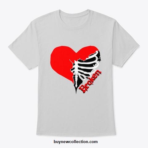 Heart Broken Sad Special t-shirt