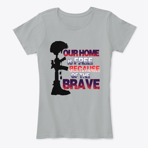 Brave t-shirt for Honor