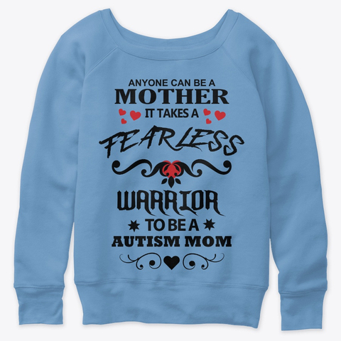 Fearless Mom Lovers T-shirt