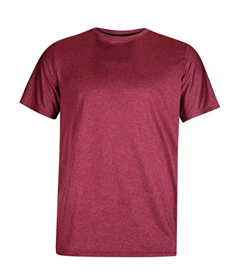 100% Polyester Dry-Fit Material T-shirt