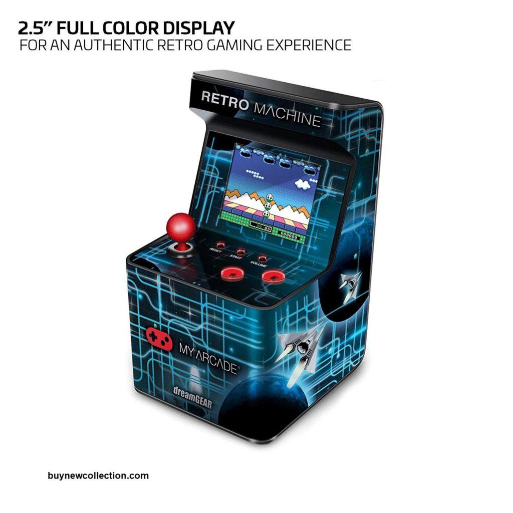 Arcade Machine Handheld Gaming System