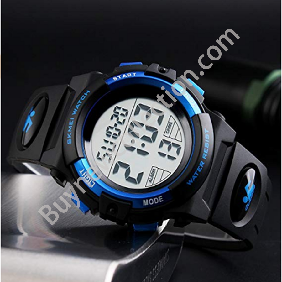 Sports Waterproof Led Watches