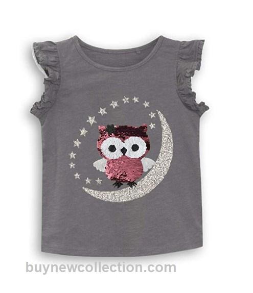Flower Princess Short Sleeve T Shirt Kids Gift