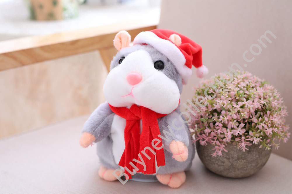 Hamster talking Mouse pet Christmas toy Kids Gifts