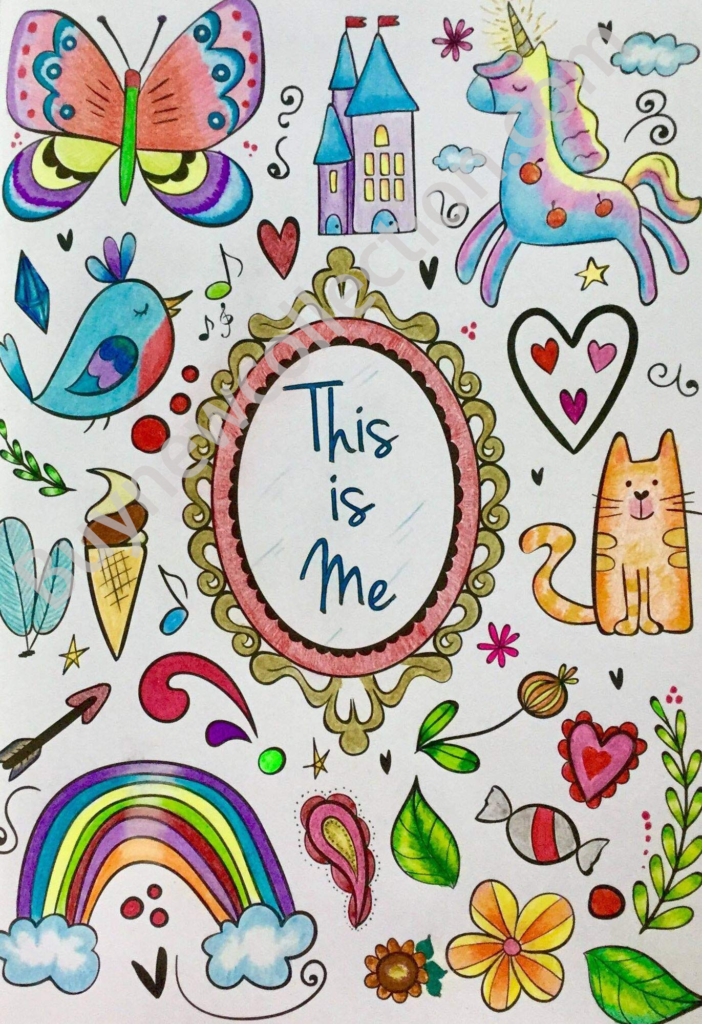 I Am Confident, Brave & Beautiful book for kids girls Kids Gifts