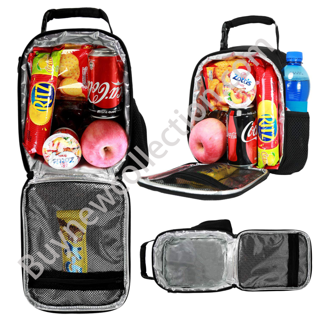 Insulated Football Lunch Bag