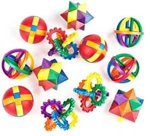 Party Favors and Party Toys Brain Teaser Puzzles for kids