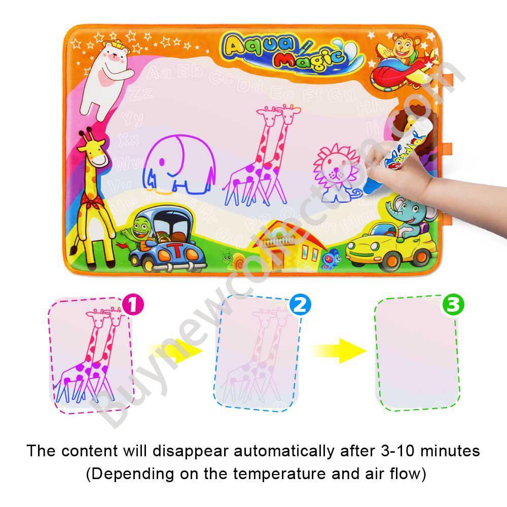 Magic Doodle Water Drawing Mat