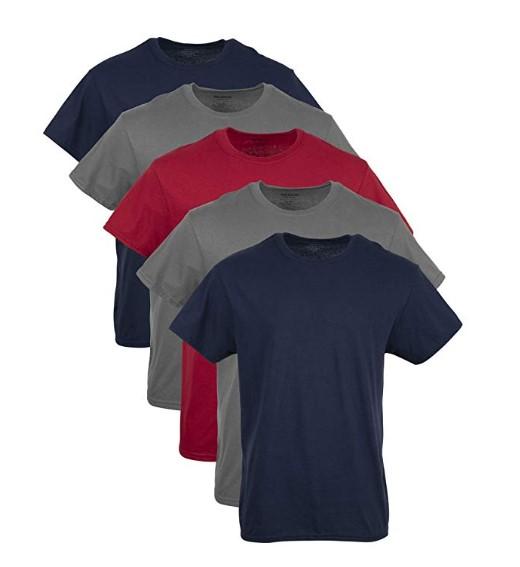 Men's Assorted Crew T-Shirt