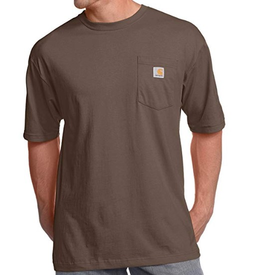 Men's Short Sleeve T-Shirt by Carhartt