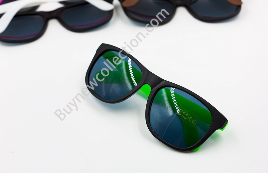 Neon 80's Style Party Sunglasses Kids Gift