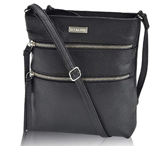 Women Small Body Bag Genuine Leather