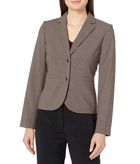 Women's Two Button Blazer