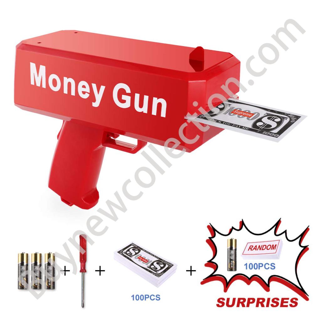 Money Gun for Kids Gifts