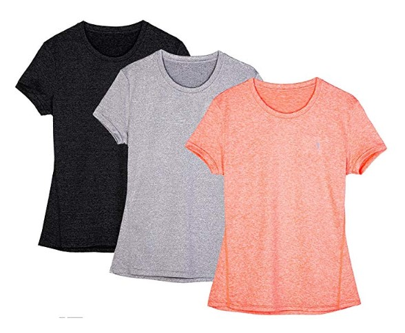 Fitness Tshirts for Women Athletic Yoga Tops Exercise buy new collection