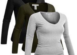 Christmas long sleeve tee shirts for women best Christmas t shirt design